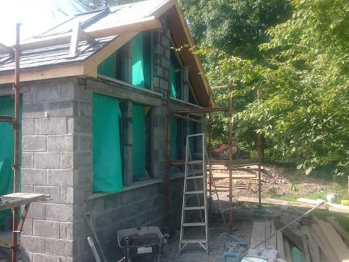 house extension argyll