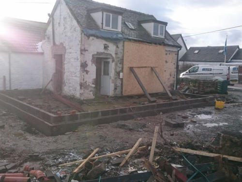 building repair argyll